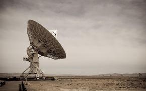sky, desert, landscape, satellite