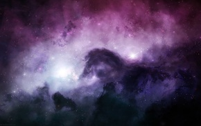 galaxy, space, Horsehead Nebula