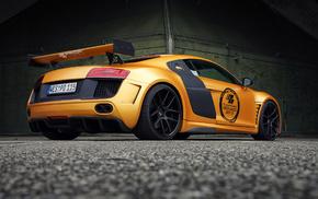 Audi, cars, tuning, supercar