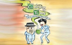 Jessie Pinkman, Adventure Time, Breaking Bad, Walter White