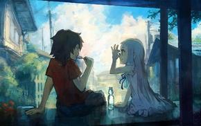 love, anime, Ano Hi Mita Hana no Namae wo Bokutachi wa Mada Sh, Honma Meiko