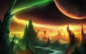 Outland, World of Warcraft