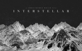 Interstellar movie, movies, Christopher Nolan, Hollywood, fan art