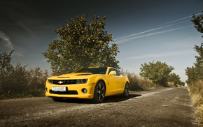 auto, camaro, cars, Chevrolet