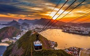 Rio de Janeiro, cityscape