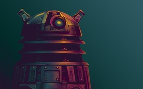 Doctor Who, Daleks, artwork