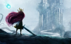 video games, Child of Light