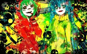 Hatsune Miku, Vocaloid, Megpoid Gumi