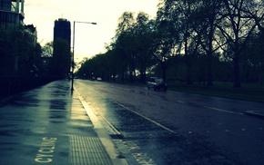 город, дорога, природа