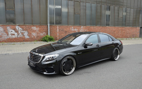 MEC Design, автомобили, S63, седан, Mercedes-Benz, AMG