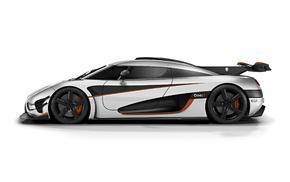 автомобили, авто, суперкар, Koenigsegg, гиперкар, One:1