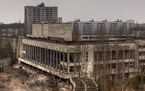 abandoned, Pripyat
