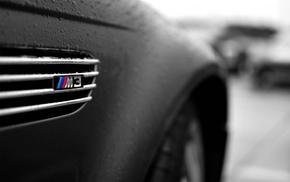 car, saloon cars, BMW M3, BMW