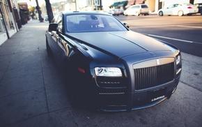 car, Rolls, Royce