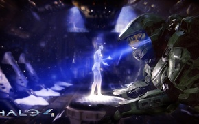 Halo Master Chief Collection, Xbox One, Halo 4, Halo, Master Chief, video games