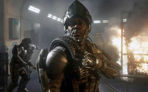 Call of Duty Advanced Warfare, video games, video game characters
