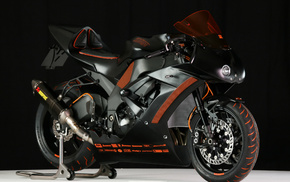 black, motorcycles, motorcycle