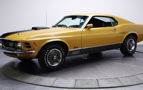 car, Ford Mustang Mach 1, Ford Mustang