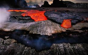 лава, профи, скалы, опасно, природа, горы