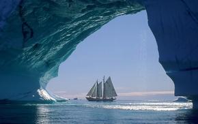 sea, stunner, sailfish, ocean