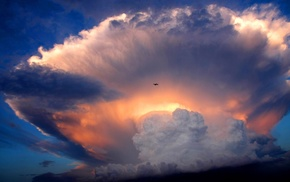 фото, природа, авиация, красиво, супер, cyclone