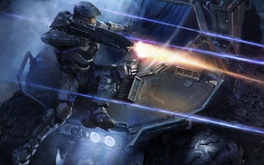 video games, Xbox One, Halo Master Chief Collection, Halo 4, Master Chief, Halo
