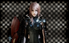video games, Claire Farron, Final Fantasy XIII, Final Fantasy