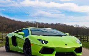 auto, supercar, cars, Lamborghini Aventador
