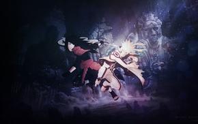 Uchiha Madara, Uzumaki Naruto, Naruto Shippuuden, anime