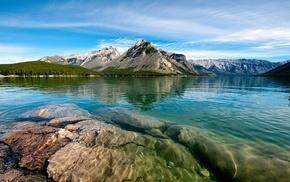 красиво, горы, рыбалка, озеро, красивые, лес