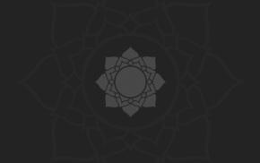 lotus flowers, minimalism