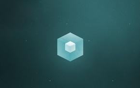 куб, минимализм