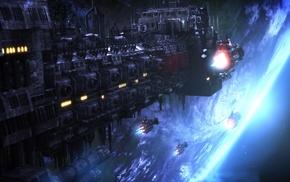 spaceship, Warhammer 40, 000