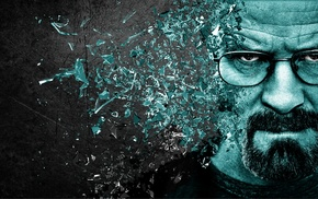 shattered, Walter White, selective coloring, Breaking Bad