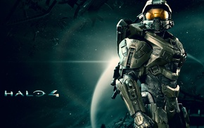 Halo 4, Xbox One, Master Chief, video games