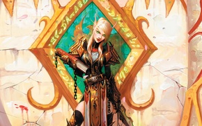 Blood Elf, World of Warcraft, elves