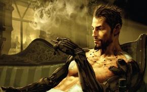 cyberpunk, Deus Ex Human Revolution, Deus Ex