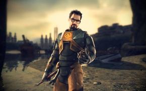 Gordon Freeman, Half, Life, video games