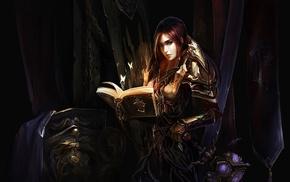 Warcraft, fantasy art, Paladin