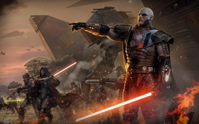 Star Wars The Old Republic, Star Wars, lightsaber