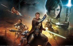 Star Wars, Star Wars The Old Republic