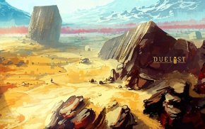 Duelyst, fantasy art, video games, concept art, digital art, artwork