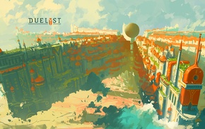 video games, Anton Fadeev, Duelyst, artwork, Digital 2D, concept art