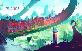 Duelyst, concept art, digital art, Anton Fadeev, artwork, video games