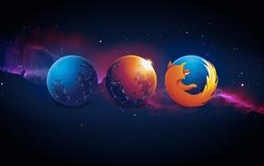 Mozilla Firefox, space