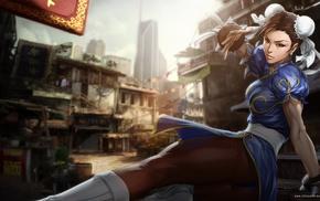 Chun, Li, Street Fighter, video games