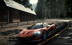 McLaren P1, Need for Speed Rivals, video games, McLaren