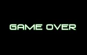 screenshots, solar 2, video games, GAME OVER