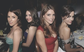 Alison Brie, Ashley Greene, Camilla Belle, girl, Anna Kendrick