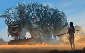fantasy art, digital art
